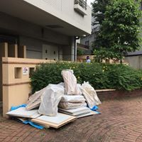 マンションの室内改修工事12