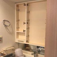 マンションの室内改修工事3