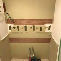 マンションの室内改修工事7